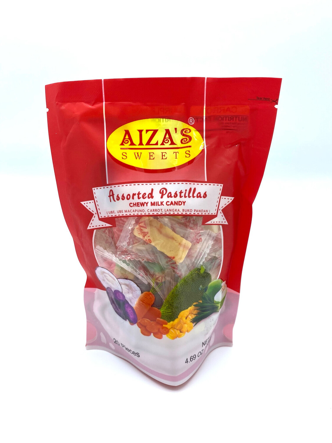 Pastillas Assorted 4.69 oz