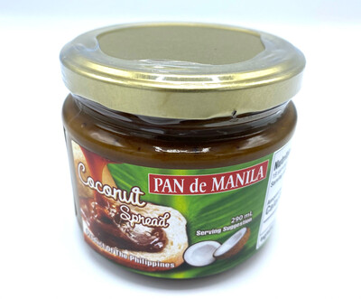 Pan de Manila Coconut Spread 290 ml