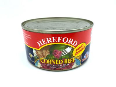 Hereford Corned Beef 12 oz