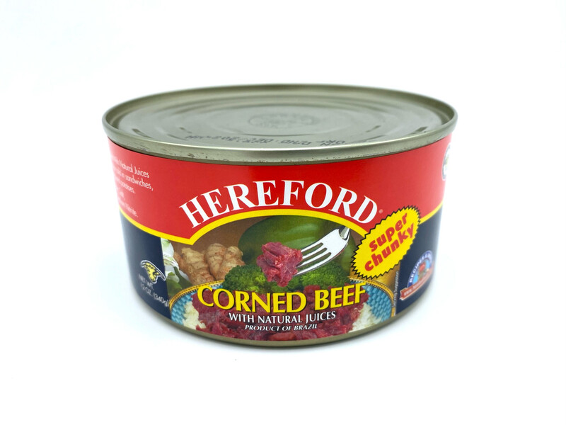 Hereford Corned Beef 12 oz
