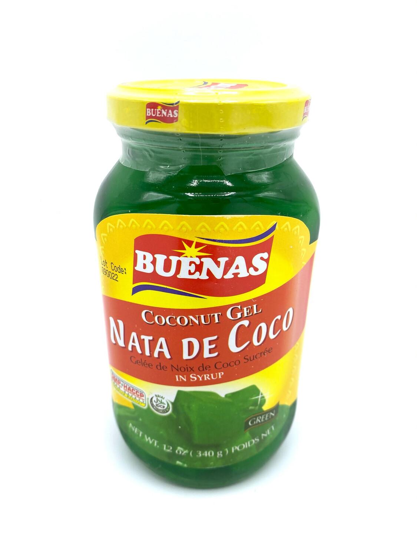 Nata de Coco Green 12 oz
