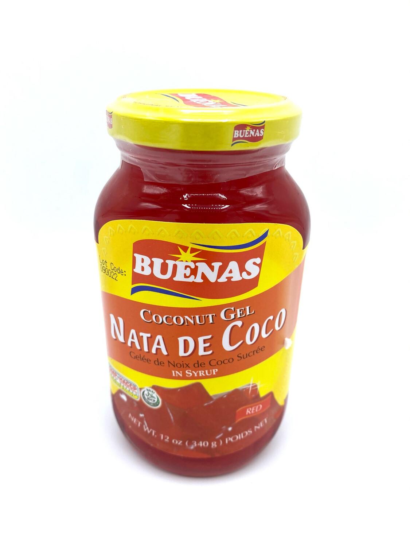 Nata de Coco Red