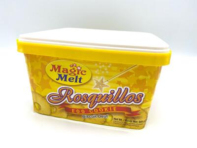 Magic Melt Rosquillos Round Cookies 21.16oz