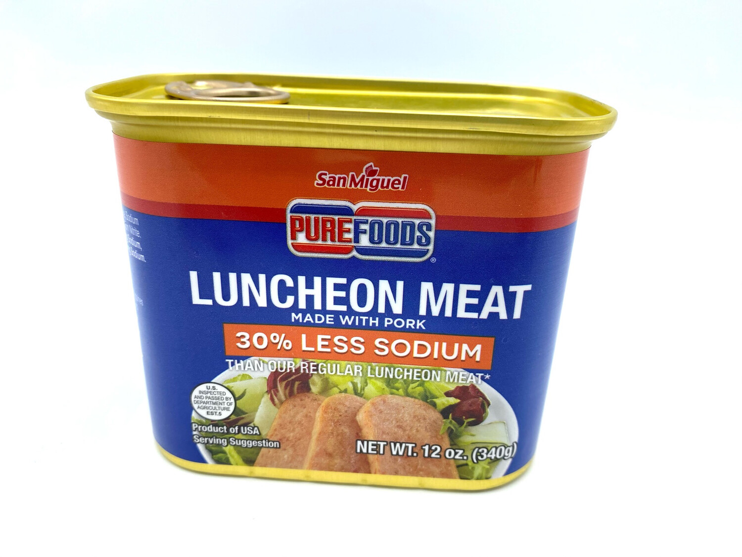 Purefoods Luncheon Meat 12oz