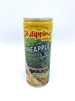 Philippine Brand - Pineapple - 250 ML