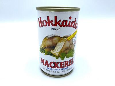 Hokkaido Mackerel 5.5 Oz