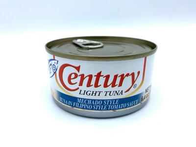 Century Light Tuna - Mechado Style - 6.4 OZ