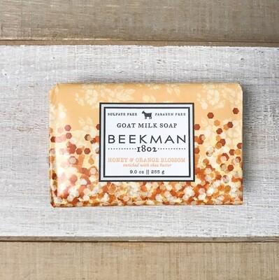 Beekman Honey And Orange Blossom Bar Soap 9oz