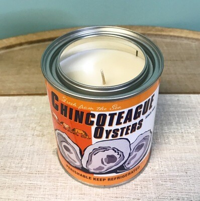 Chincoteague Oyster 13oz Candle