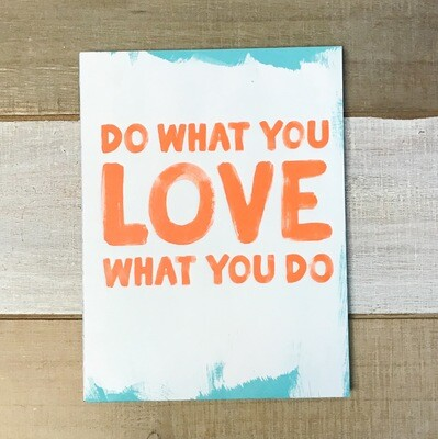 Book Do What You Love