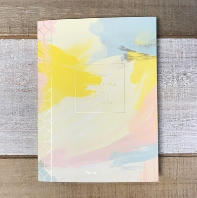 Planner Sticker Book