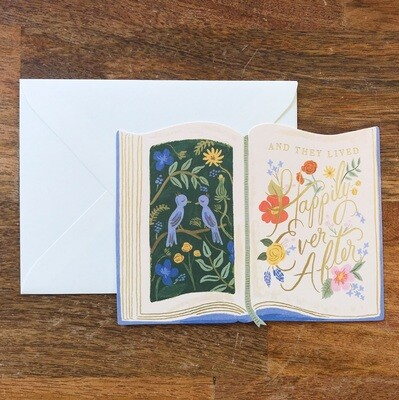 Rifle Paper Co. Card Happily Ever After
