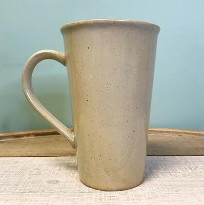 Mug With Tea Bag Slot Tan
