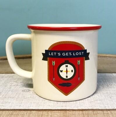 Mug Let's Get Lost
