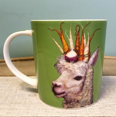 Mug in a Box Garden Alpaca