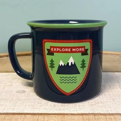 Mug Explore More
