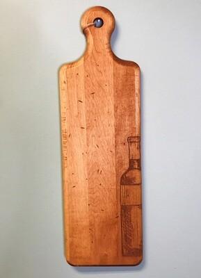 Artisan Bread Board Plank Bee