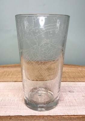 Pint Glass Bel Air