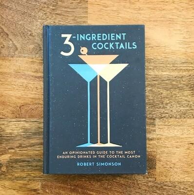 3 Ingredient Cocktails