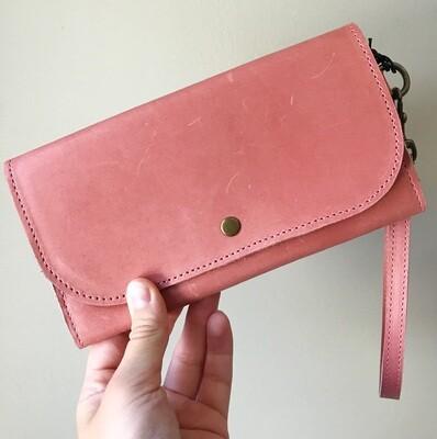 Phone Wallet Rose