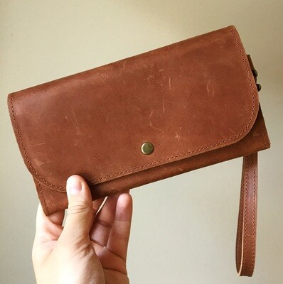 Phone Wallet Whiskey