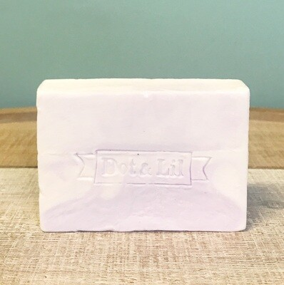 Dot & Lil Lavender And Hibiscus Bar Soap