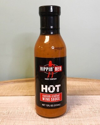 Wing Sauce Custom Crafted Hot
