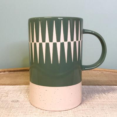 Jade Etch Mug