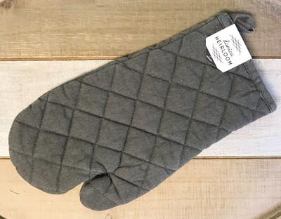 Oven Mitt Stone Wash Heirloom Shadow