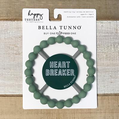 Teething Ring Heart Breaker