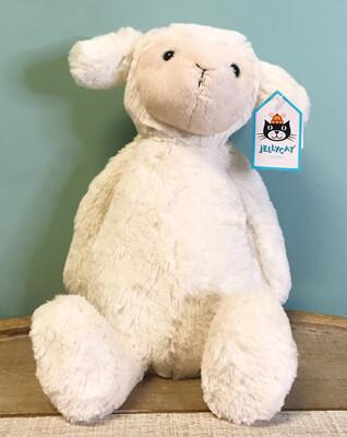 Stuffed Bashful Lamb Medium