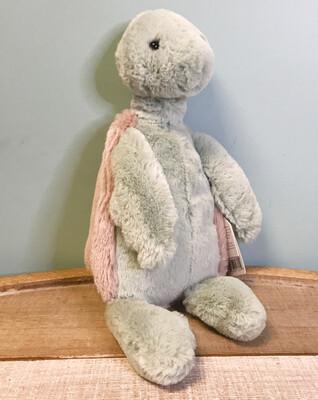 Stuffed Bashful Turtle Medium