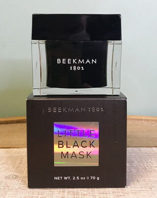 Beekman Little Black Mask