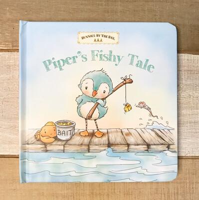Piper's Fishy Tale Book