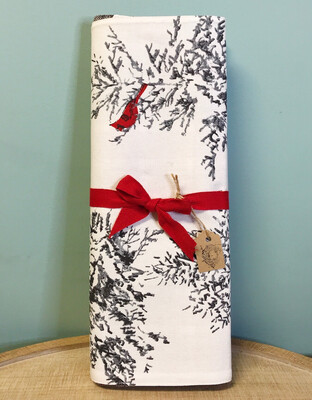 Winter Sketches Table Runner