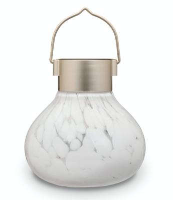 Tea Lantern White