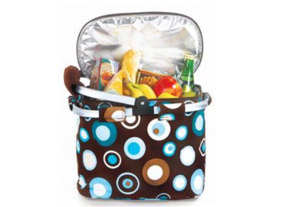 Collapsible Cooler Tote Cafe Ole