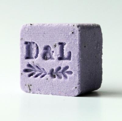 Dot & Lil Lavender And Hibiscus Milk Bath Cube
