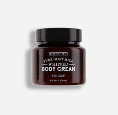 Beekman Fig Leaf Whipped Body Cream 8oz