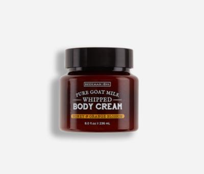Beekman Honey And Orange Blossom Whipped Body Cream 8oz