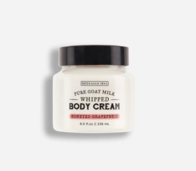 Beekman Honeyed Grapefruit Whipped Body Cream 8oz