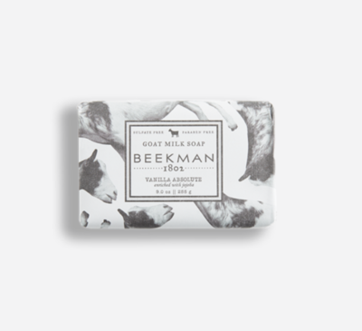 Beekman Vanilla Absolute Bar Soap 9oz