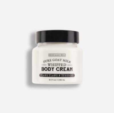 Beekman Ylang Ylang And Tuberose Whipped Body Cream 8oz
