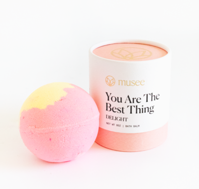 Musee Boxed Bath Balm You Are The Best Thing