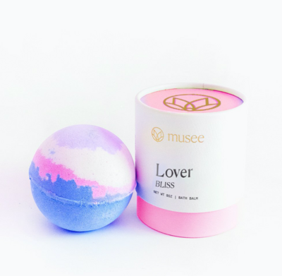 Musee Boxed Bath Balm Lover