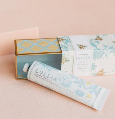 Lollia Wish Shea Butter Hand Cream