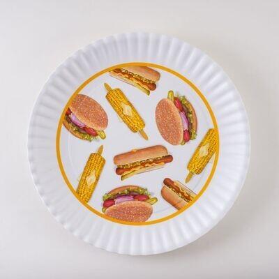 """Picnic Platter Melamine 16"""""""
