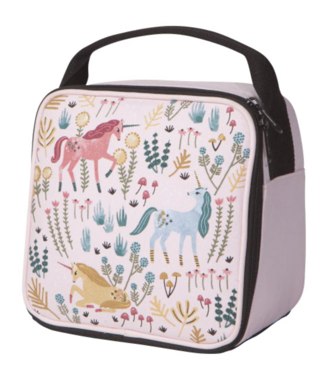 Let's Do Lunch Bag Unicorn