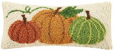 Pillow Lumbar Pumpkins 12x5