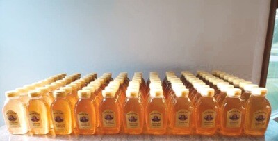 PJ's Raw Honey from Stilwell, KS